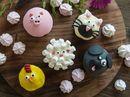 Bondegård cupcakes
