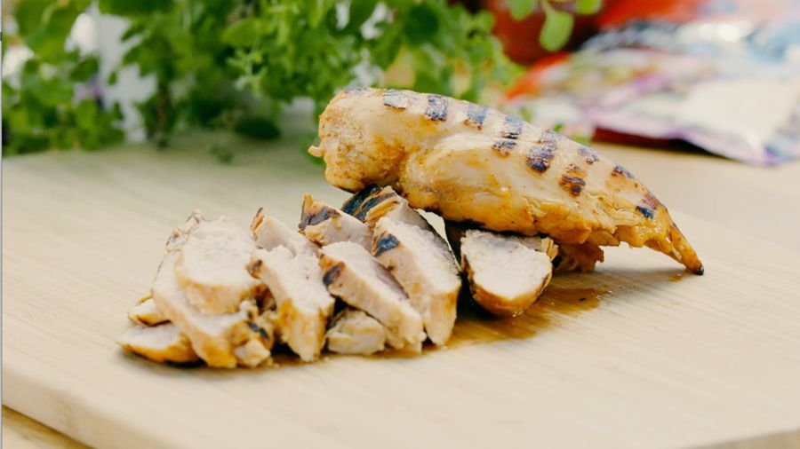 Daniels saftige grillet kyllingfilet
