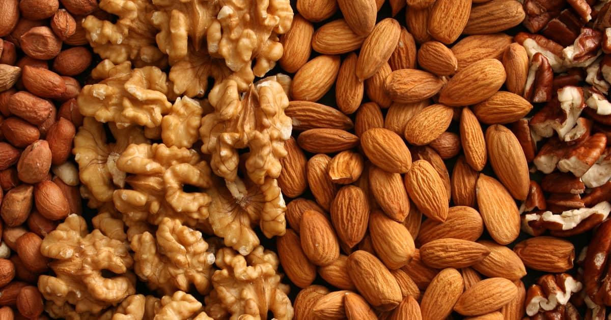 omega 3 nötter
