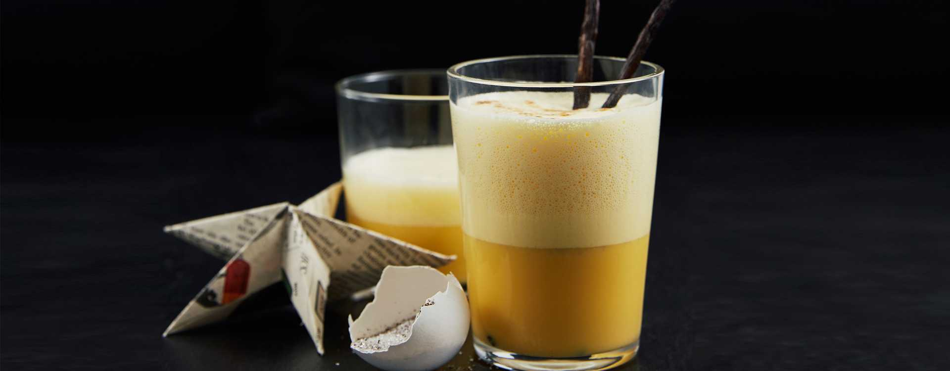 Eggetoddy med vanilje