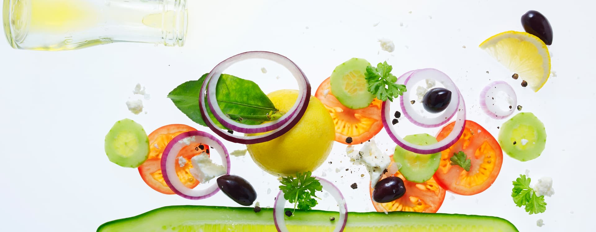Klassisk gresk salat