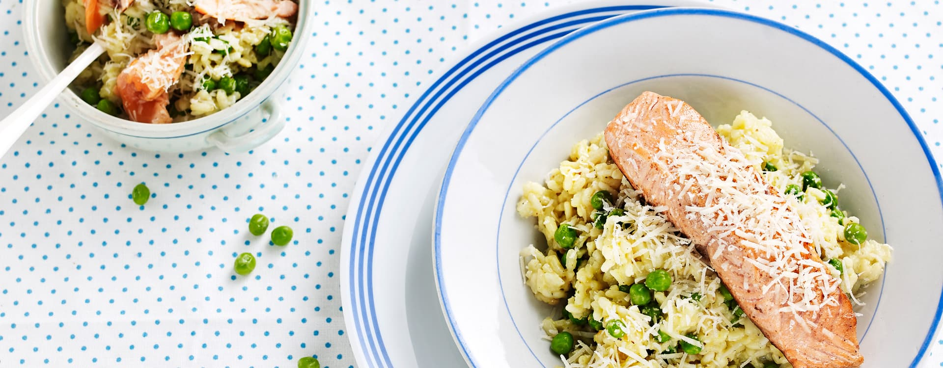Tryms risotto