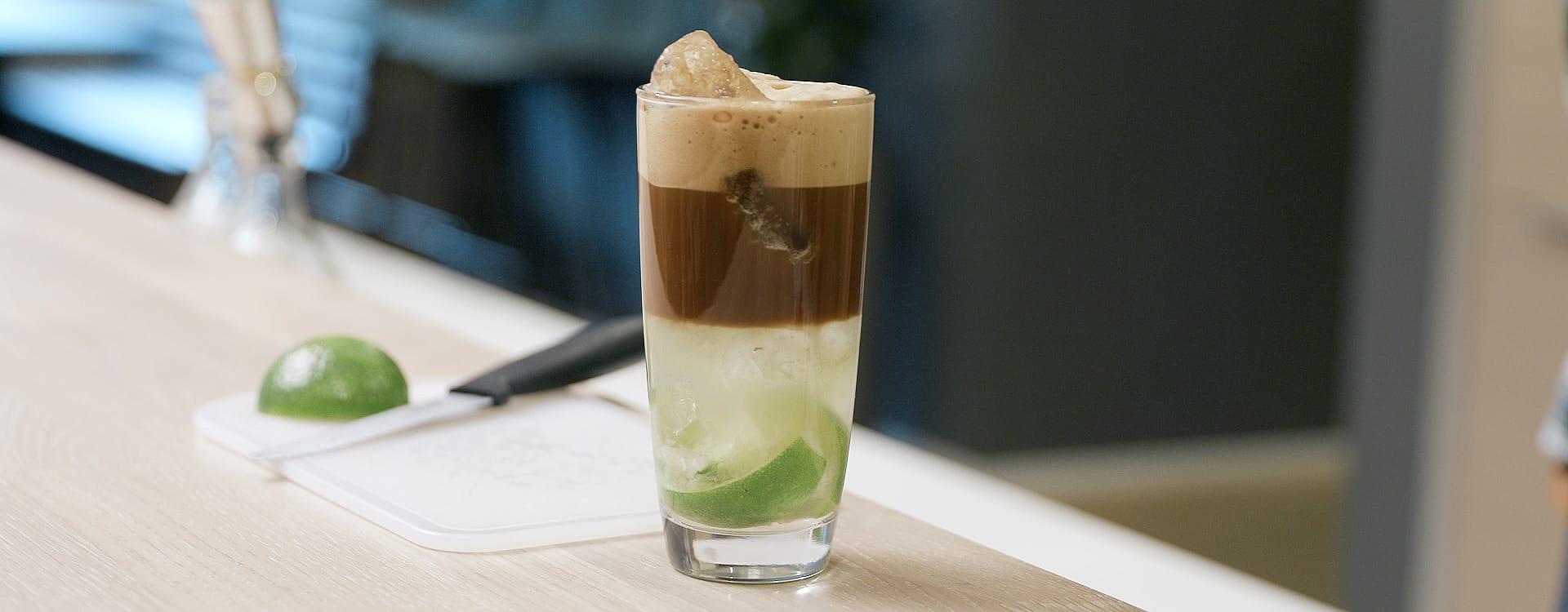 Ola Perssons Espresso Mojito