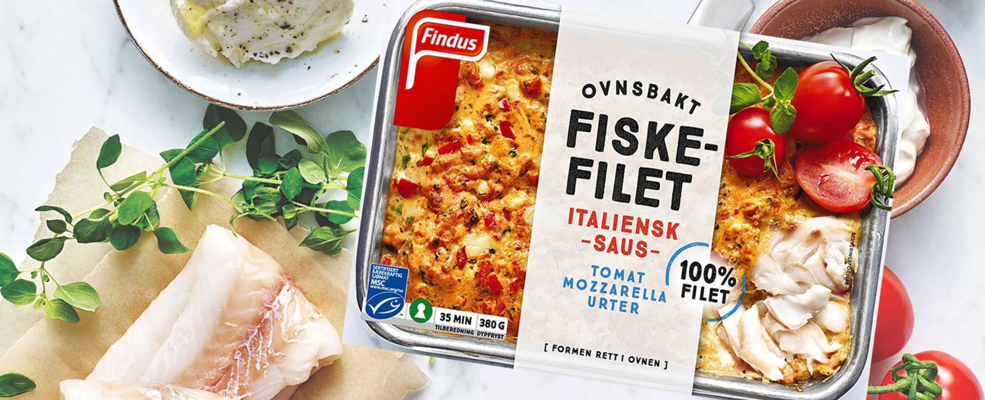 Fiske middag