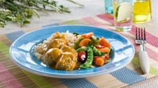 Kjøttboller på asiatur
