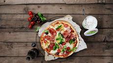 Klassisk pizzadeig