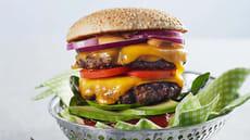 Double California Burger