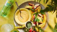 Tropisk fruktsalat