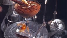 Stjernedrysset mousse av sjokolade