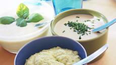 Yoghurtdipp med gressløk