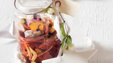 Sild med fennikel og krydder