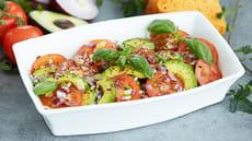 Tomatsalat med avokado