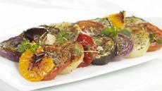 Briame - ovnstekte grønnsaker fra Hellas