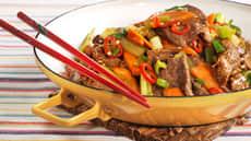 Thai biffwok