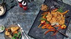 Hel ovnsbakt kylling