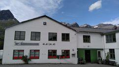 Fasade Nærbutikken Velledalen