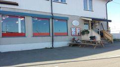 Fasade Nærbutikken Kvaløyvågen