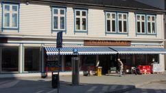 Fasade Dyrdal Mat Vangsgata