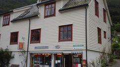 Fasade Nærbutikken Krossøy