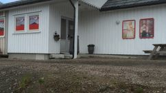 Fasade Nærbutikken Gravermark