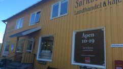 Fasade Nærbutikken Sørkedalen