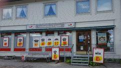 Fasade Nærbutikken Vågane