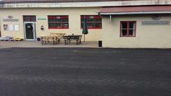 Fasade Nærbutikken Kvingo