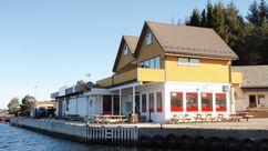 Fasade Nærbutikken Feste
