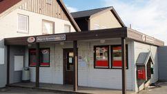 Fasade Nærbutikken Hagavik