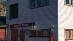 Fasade Nærbutikken Møkster