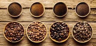 En verden av kaffe