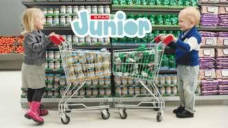 SPAR Junior - 25% Trumf-bonus på bleier og barnemat!