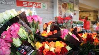 Nå får du bare Fairtrade-merkede roser i SPAR