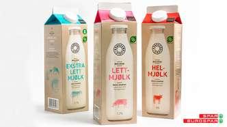 Økologisk melk hos SPAR