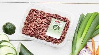 Vår egen kjøttdeig; nå med 30% grønnsaker!