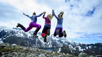 Samarbeid med Den Norske Turistforening