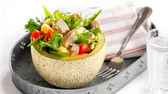 Sommerlige salater