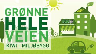 KIWI åpner Norges første miljøbutikk!