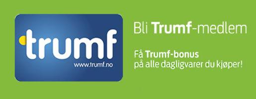 Bli Trumf-medlem