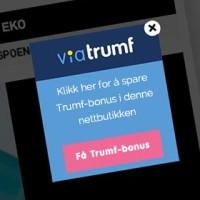 Last ned ViaTrumf Bonusvarsler