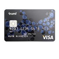 Betal reisen med Trumf Visa
