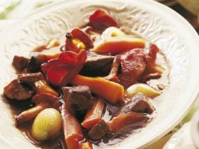 Kjøttgryte fra Burgund