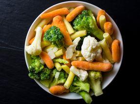 Slik bruker og tilbereder du fryste grønnsaker