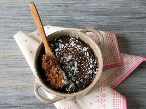 Brownies i kopp