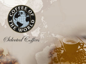 Coffee of the Worlds kaffeterminologi
