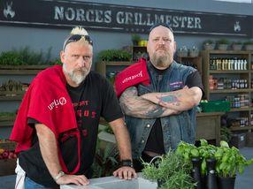 MC kompisene Jostein B. Ananiassen & Ørjan Tverbakk