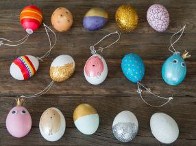 Kunsten å blåse egg