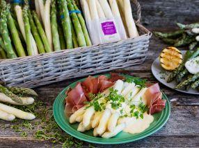 Kjappe fakta om asparges