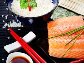 Handlelisten til sushi