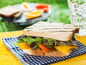 Wraps og sandwicher – den perfekte sommermaten